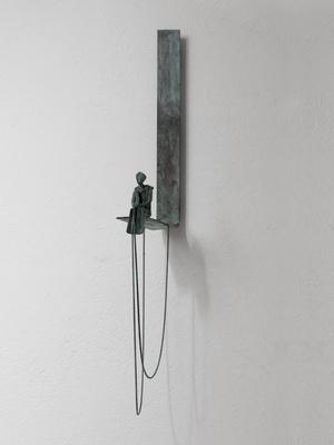 Petite fileuse pleine de patience - Christophe Loyer