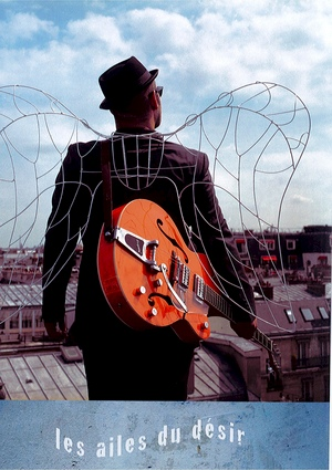 Les ailes du désir - Raphaël Rinaldi