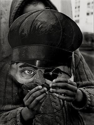 Portrait de l'enfant caché - Benloy