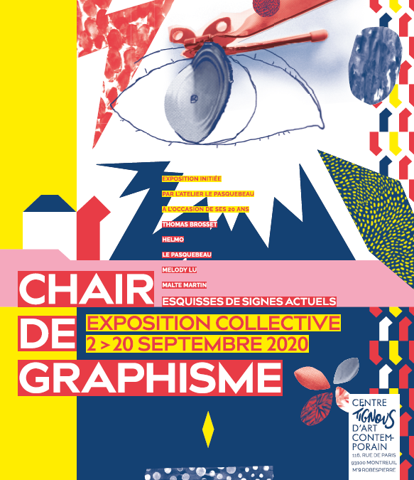 Chair de graphisme